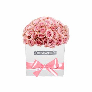 Gömb alakú mini rózsák